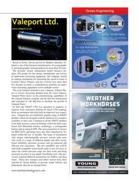 Marine Technology Magazine, page 53,  Sep 2021