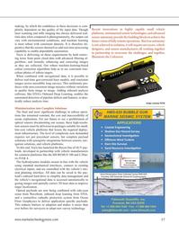 Marine Technology Magazine, page 57,  Sep 2021