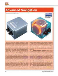 Marine Technology Magazine, page 58,  Sep 2021