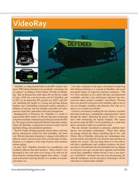 Marine Technology Magazine, page 59,  Sep 2021