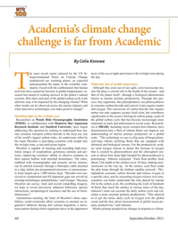 Marine Technology Magazine, page 60,  Sep 2021