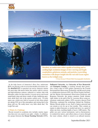 Marine Technology Magazine, page 62,  Sep 2021