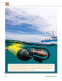 Marine Technology Magazine, page 64,  Sep 2021