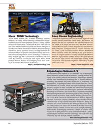 Marine Technology Magazine, page 66,  Sep 2021