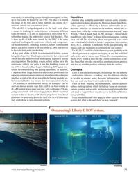 Marine Technology Magazine, page 73,  Sep 2021