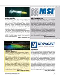 Marine Technology Magazine, page 75,  Sep 2021