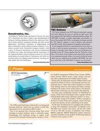 Marine Technology Magazine, page 77,  Sep 2021