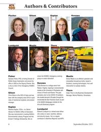 Marine Technology Magazine, page 6,  Sep 2021