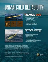 Marine Technology Magazine, page 7,  Sep 2021
