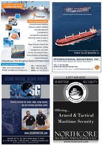 Maritime Logistics Professional Magazine, page 17,  Q1 2011