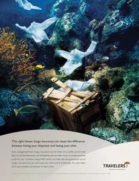 Maritime Logistics Professional Magazine, page 19,  Q1 2011