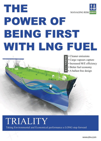 Maritime Logistics Professional Magazine, page 33,  Q1 2011