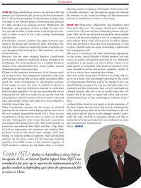 Maritime Logistics Professional Magazine, page 37,  Q1 2011 United Nations