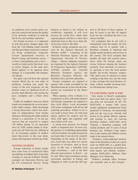 Maritime Logistics Professional Magazine, page 42,  Q1 2011 U.S. Commercial Service