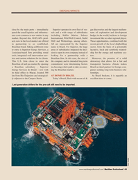 Maritime Logistics Professional Magazine, page 43,  Q1 2011 term oil exploration