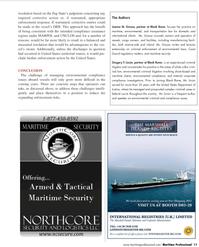Maritime Logistics Professional Magazine, page 11,  Q2 2011 transportation law