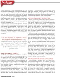 Maritime Logistics Professional Magazine, page 18,  Q2 2011 Arabian Gulf