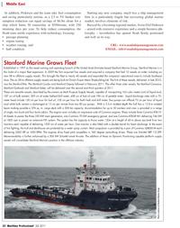 Maritime Logistics Professional Magazine, page 22,  Q2 2011 HP