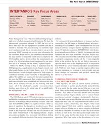 Maritime Logistics Professional Magazine, page 29,  Q2 2011 Congress