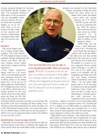 Maritime Logistics Professional Magazine, page 36,  Q2 2011 United States Navy