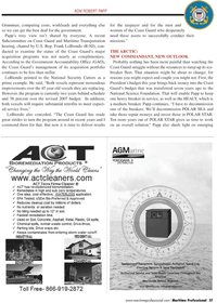 Maritime Logistics Professional Magazine, page 37,  Q2 2011 Polar Sea