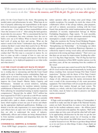 Maritime Logistics Professional Magazine, page 38,  Q2 2011 oily water prevention equipment