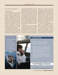 Maritime Logistics Professional Magazine, page 41,  Q2 2011 oil