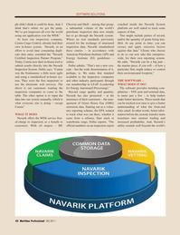 Maritime Logistics Professional Magazine, page 42,  Q2 2011 oil majors