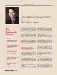 Maritime Logistics Professional Magazine, page 46,  Q2 2011 pretty powerful tool
