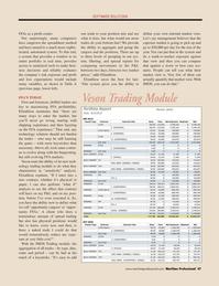 Maritime Logistics Professional Magazine, page 47,  Q2 2011 real time