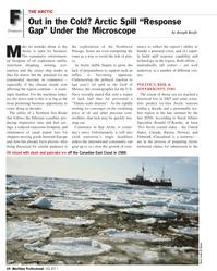 Maritime Logistics Professional Magazine, page 50,  Q2 2011 Joseph Keefe