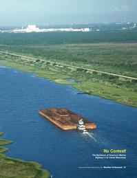 Maritime Logistics Professional Magazine, page 57,  Q2 2011 America