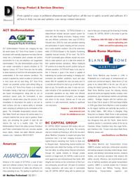 Maritime Logistics Professional Magazine, page 60,  Q2 2011 transportation systems