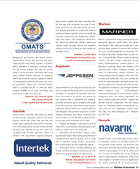 Maritime Logistics Professional Magazine, page 61,  Q2 2011 Caleb Brett
