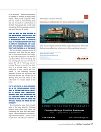 Maritime Logistics Professional Magazine, page 17,  Q3 2011 Port of Seattle