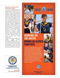 Maritime Logistics Professional Magazine, page 23,  Q3 2011 American Military University