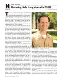 Maritime Logistics Professional Magazine, page 24,  Q3 2011