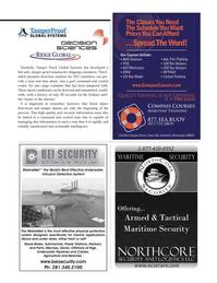 Maritime Logistics Professional Magazine, page 39,  Q3 2011 oil