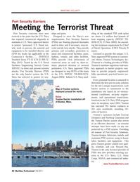 Maritime Logistics Professional Magazine, page 40,  Q3 2011 U.S. Army Corps