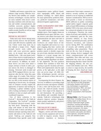 Maritime Logistics Professional Magazine, page 47,  Q3 2011 Dobson