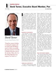 Maritime Logistics Professional Magazine, page 56,  Q3 2011 Joseph Keefe