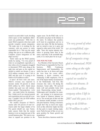 Maritime Logistics Professional Magazine, page 57,  Q3 2011 Caterpillar