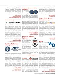 Maritime Logistics Professional Magazine, page 61,  Q3 2011 Florida