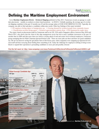 Maritime Logistics Professional Magazine, page 63,  Q3 2011 United Kingdom