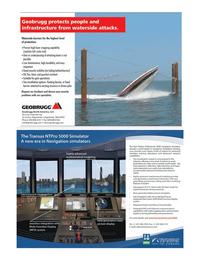 Maritime Logistics Professional Magazine, page 5,  Q3 2011