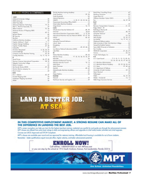 Maritime Logistics Professional Magazine, page 7,  Q3 2011 South Carolina