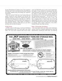 Maritime Logistics Professional Magazine, page 9,  Q4 2011 United States