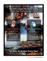 Maritime Logistics Professional Magazine, page 11,  Q4 2011