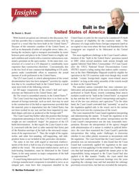Maritime Logistics Professional Magazine, page 12,  Q4 2011 Congress