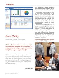 Maritime Logistics Professional Magazine, page 20,  Q4 2011 consultancy services